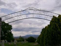Pioche Masonic Cemetery
