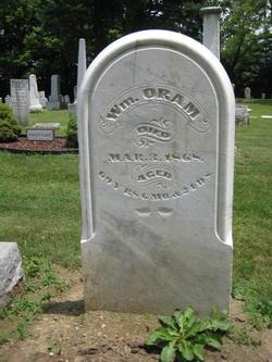 William Oram