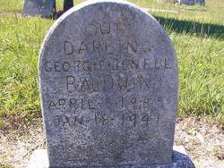 Georgie Jennell Baldwin