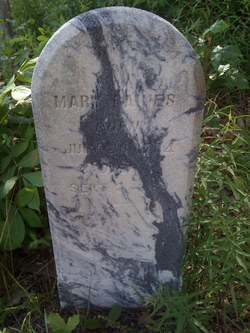 Mary Ann <i>Deaton</i> Gaines