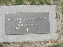 William O Mundell, Jr