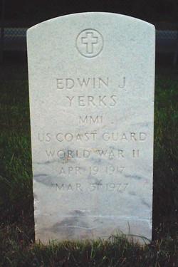 Edwin J Yerks