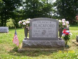 Ricky W. Blackford