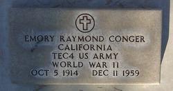 Emory Raymond Conger