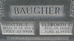 Hattie E. Baugher