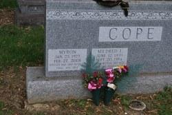 Myron Cope