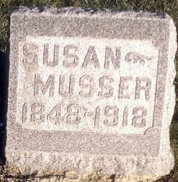 Susan <i>Kanable</i> Musser