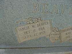 Evangie <i>Warlick</i> Beaver