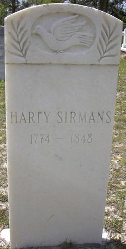 Harty <i>Hardeman</i> Sirmans