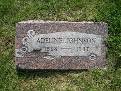 Adeline <i>Swenson</i> Johnson