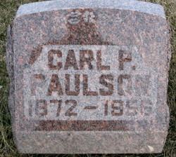 Carl P Paulson