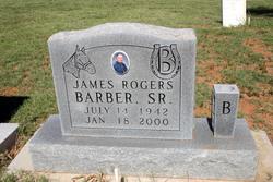 James Rogers Barber, Sr
