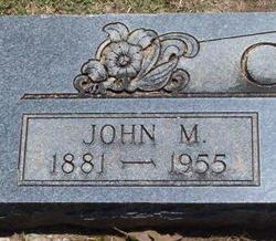 John McFerrin Cox