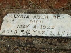 Lydia Aderton