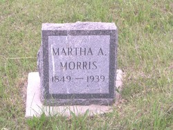 Martha A. Morris