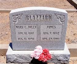 James Searcy Blazzard