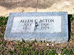 Allen Coward Acton