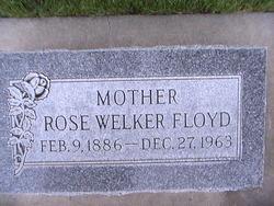 Rose <i>Welker</i> Floyd