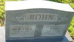 Elsie Mercedes Mercedes <i>Chambers</i> Bohn