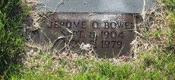 Jerome O Bowen