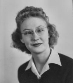 Arlyn Louise <i>Bentson Hodgert</i> Allen