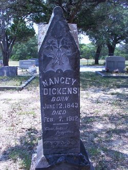 Nancy <i>McNair</i> Dickens