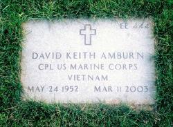 David Keith Amburn