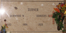 Durwood W Turner