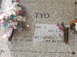 Carl J Tyo