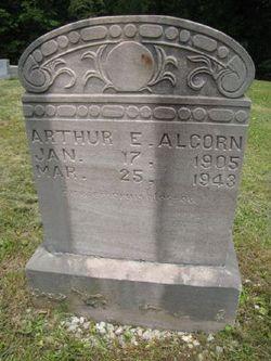 Arthur E Alcorn