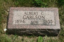 Albert C Carlson