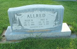 Helen Marie <i>Cardwell</i> Allred