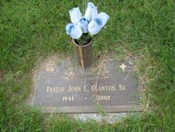 Rev John L Clanton, Sr