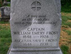 Augusta <i>Swift</i> Frost
