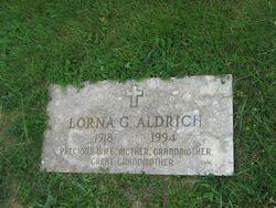 Lorna Grace <i>Johnston</i> Aldrich