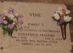 Constance <i>Prashaw</i> Vine