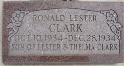 Ronald Lester Clark