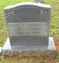 Rassie <i>Price</i> Covington