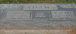 Georgia Ann <i>Savage</i> Adams