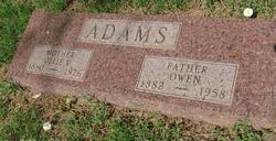 Ollie V. Adams