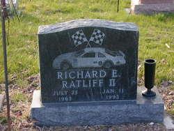 Richard E. Ratliff, II