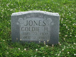 Goldie H. Jones
