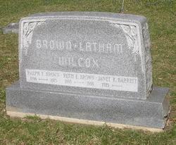 Ruth E. <i>Williams</i> Brown