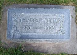 Adelaide Melinda <i>Lewis</i> Adams