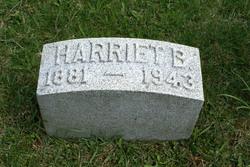Harriet <i>Buckalew</i> Hagenbuch