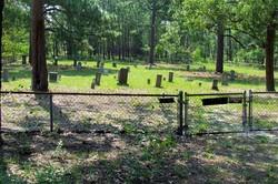 Dabney Pond Negro Baptist Church Cemetery