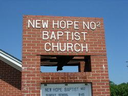 New Hope #2 Baptist Church