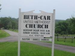 Beth-Carr United Methodist Church Cemetery
