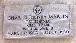 Charlie Henry Martin