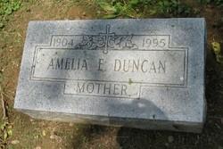 Amelia <i>Sorgs</i> Duncan